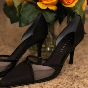 BLACK WOMENS SHOES